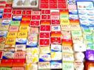 石鹸*沢山まとめて◆LUX・資生堂・カネボウ・絹・シャネル・牛乳石鹸・サボンドール等◆
