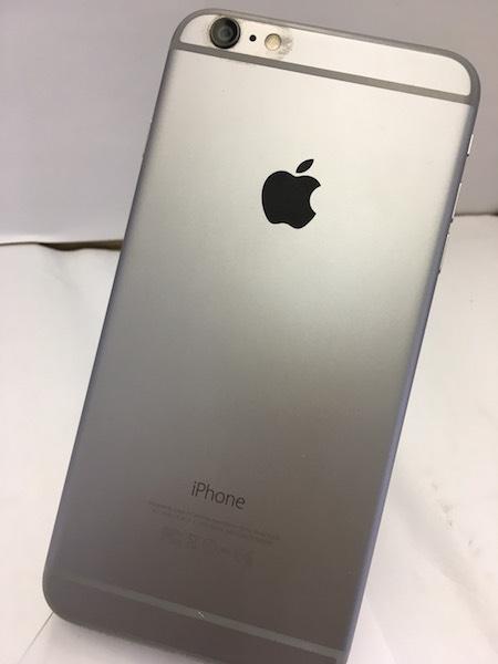 ☆ iPhone6 Plus スペースグレー 64GB au/KDDI 安心 ◯判定 初期化 動作確認済み_画像3