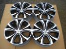 新車外し 新型レクサスRXバージョンL純正ホイール4本セット 20インチ×8J+30 114.3-5H 切削光輝 熊本(送料安い)ハリアーヴェルファイア