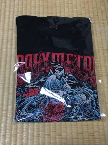 BABYMETAL Tシャツ M 新品 さくら学院 グッズ DVD CD ベビーメタル ライブグッズの画像
