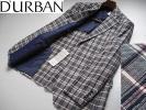 【新品】日本製7.1万 春夏 ダーバン D'URBAN 高級シルク混 ウールリネンジャケット AB5