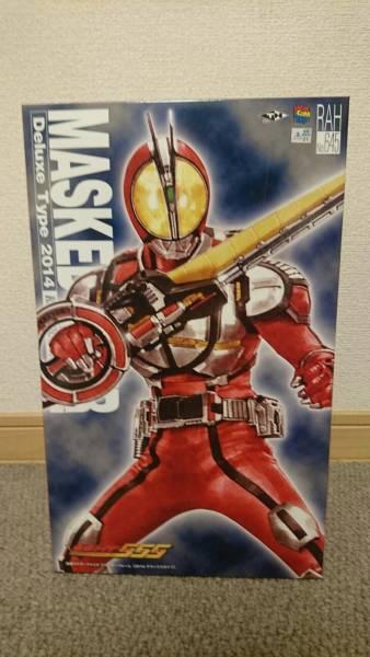 【未使用品】RAH 仮面ライダー555 ブラスターフォーム