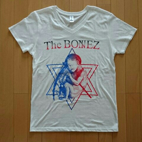 The BONEZ - Beginning Tee (Ex. RIZE × Pay money To my Pain)