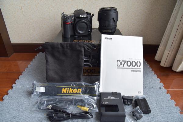 ニコン D7000 18-105 VR Kit D7000 AF-S NIKKOR 18-105mm f3.5-5.6G VR