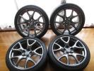RX-8 19インチ 純正ホイール タイヤセット 225/40/19 美品