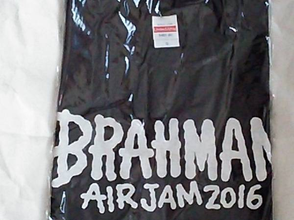 BRAHMAN 新品 Tシャツ S AIR JAM 2016 検 Hi-standard monoeyes