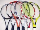 【中古品】硬式テニスラケット6本セット