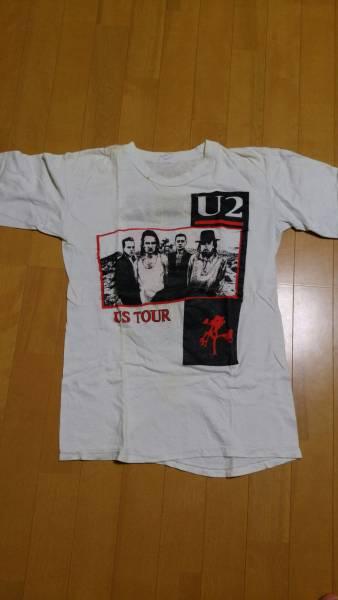 パキ綿Tシャツ U2 ビンテージ 88年