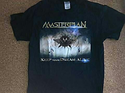 Masterplan/Tシャツ/M/Loud Park/ラウパ