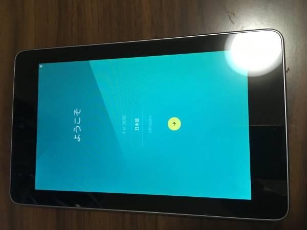 美品! Nexus7 ASUS製 ネクサス 2012年モデル_画像2