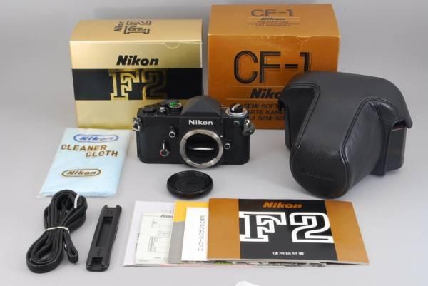 新品 元箱付き ニコン Nikon F2/T チタン ネームなし Tなし エラー商品