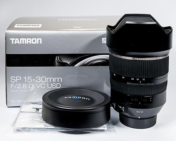 【極上美品】TAMRON タムロン SP 15-30mm F/2.8 Di VC USD ニコン用【送料無料】