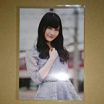 AKB48 シュートサイン 通常盤 矢倉楓子 生写真 1枚 NMB48 真夜中の強がり ライブ・総選挙グッズの画像