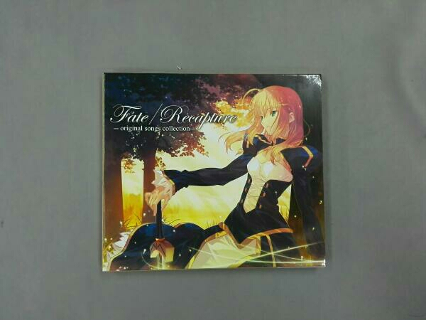 Fate/Recapture-original songs collection- グッズの画像