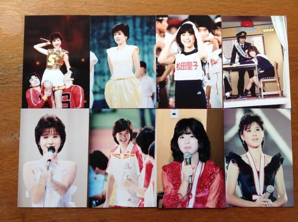 レア☆松田聖子写真Lサイズ600枚セット コンサートグッズの画像