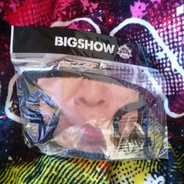 BIGBANG グッズ BIGSHOW リップマスク G-DRAGON ジヨン GD