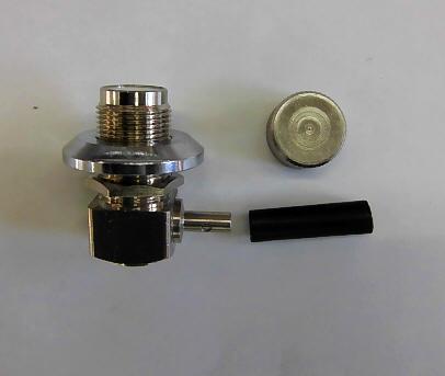 基台コネクター M-1,5DLコネクター 1,5D用角(M1,5DL)_画像1