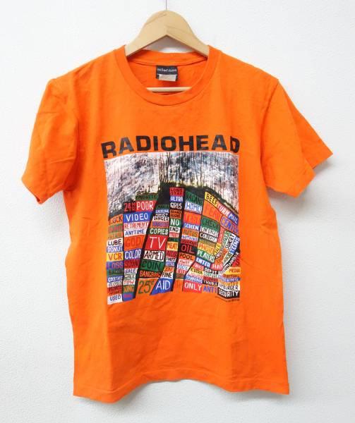 RADIO HEAD レディオヘッド *Hail to the Thief *レディオヘッドの6thアルバム  ジャケット プリントTシャツ *2004 RADIO HEAD