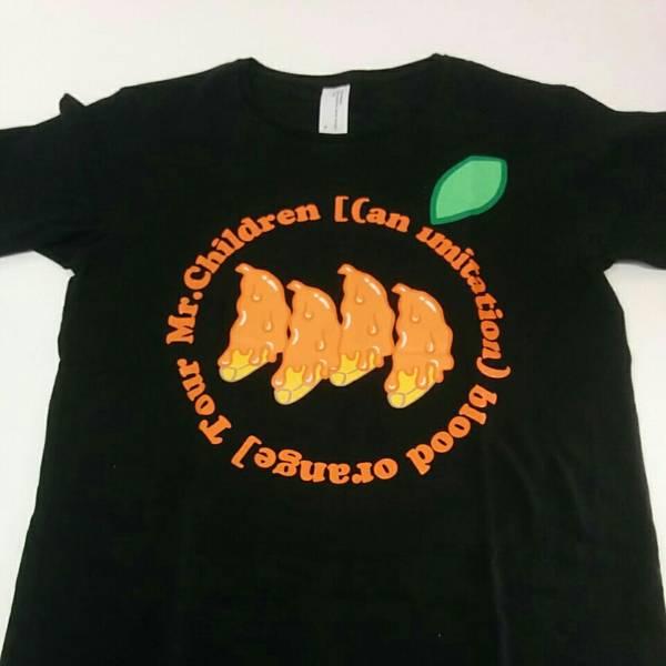 Mr.Children blood orange Tour Tシャツ ミスチル Mサイズ 1405
