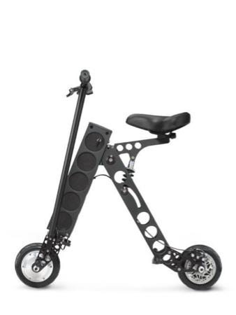 URB-E URB-E Black Label Electric Folding Scooter [並行輸入品]_画像1