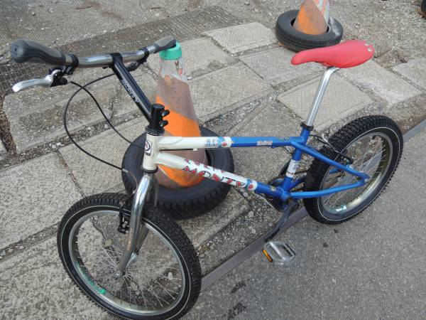値下げしました!MONTY モンティー トライアル自転車