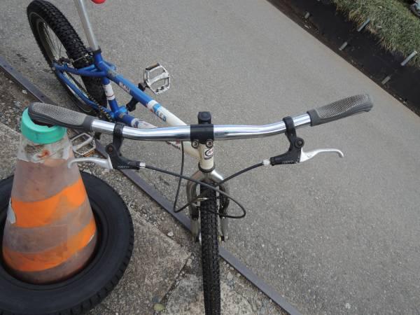 値下げしました!MONTY モンティー トライアル自転車 _画像3