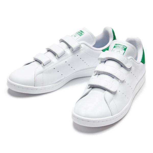 adidas スニーカー green