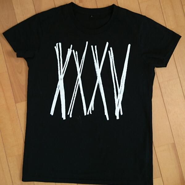 ONE OK ROCK ワンオク 35xxxv JAPAN TOUR Tシャツ サイズS