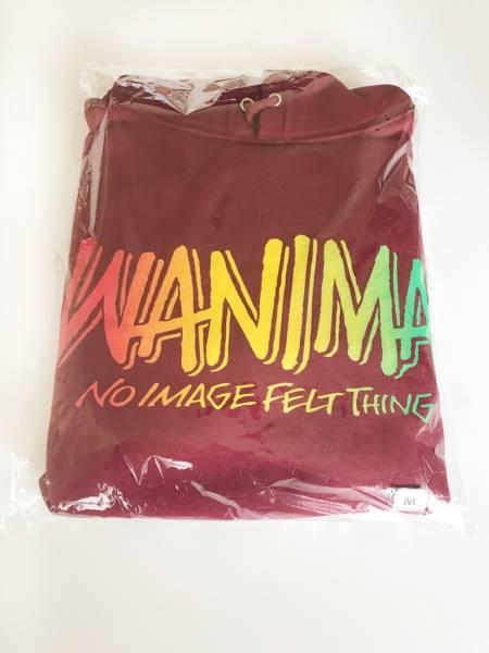 WANIMA JUICE UP!! TOUR FINAL さいたま 公式グッズ SMTMT HOODIE J,U,VER バーガンディ Mサイズ パーカー フーディー レフラー