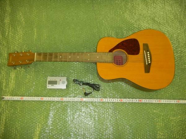 ☆ヤマハ・ミニ・ジュニア・ギター KORGのチューナー付き