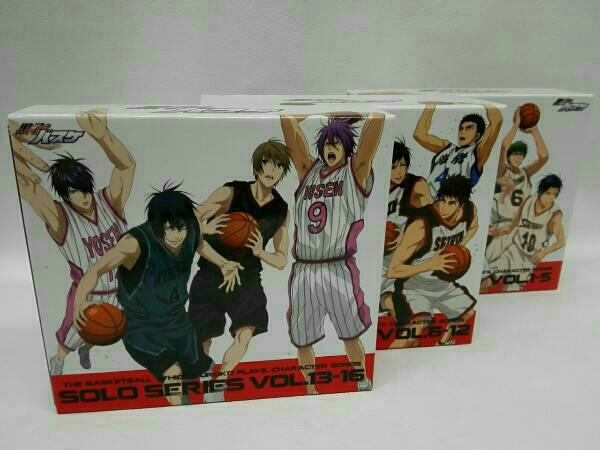 黒子のバスケ THE BASKETBALL WHICH KUROKO PLAYS. CHARACTER SO グッズの画像