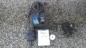 アストロ 100V 130 ノンガス半自動溶接機 DIY 中古 ノンガスワイヤー 付属品有り