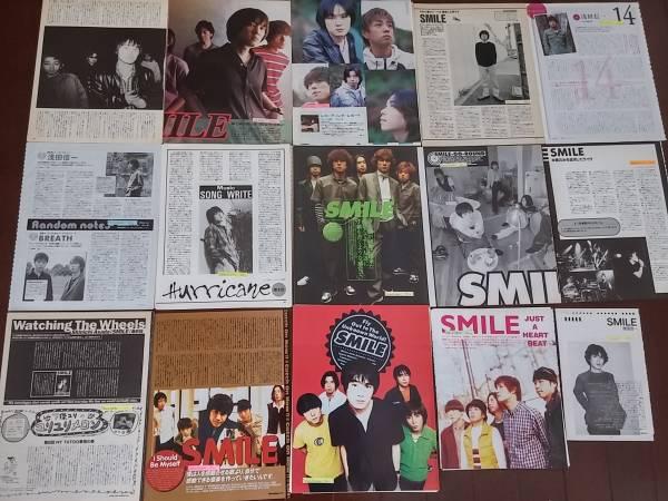SMILE/浅田信一 切り抜き 65ページ
