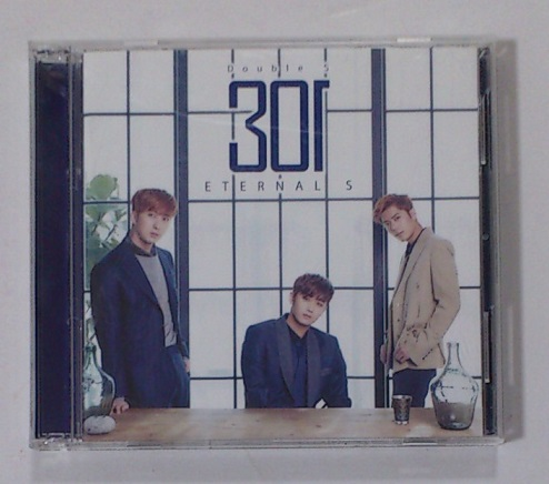 Double S 301 CD+DVD ミニアルバム ETERNAL S 初回限定盤 / SS501 キム・ヒョンジュン