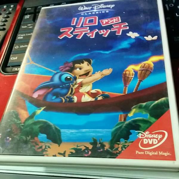 [DVD]リロ&スティッチ ディズニー映画 国内正規品 ディズニーグッズの画像