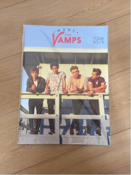 THE VAMPS 2015年ツアー パンフレット