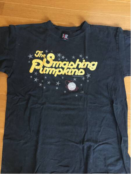 90s Smashing Pumpkins Tシャツ slayer black flag metallica fear of god supreme vetements Jerry Lorenzo スマパン