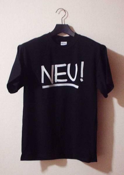 Neu! T-シャツ【新品】Mサイズ ジャーマン プログレ バンド Tシャツ コーネリアス B/W