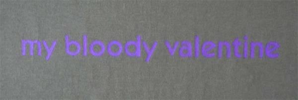 【新品】My Bloody Valentine Mサイズ ギターポップ ネオアコ シューゲイザー サイケ Ch_画像2