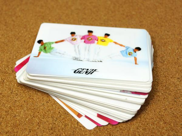 当時物 光GENJI★ タイムスケジュールカード 37枚