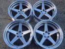 深リム 段リム 鍛造 WORK グノーシス FCV03 21インチ 9.5J 10.5J レクサスLS BMW 7シリーズ 5H120 ツライチ スタンス レジェンド