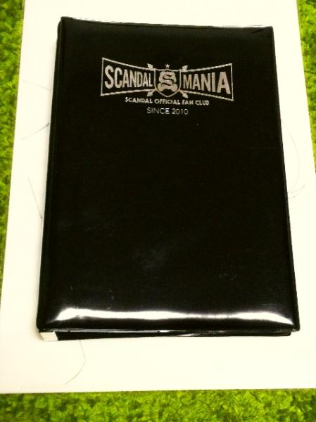 【入手困難】SCANDAL オフィシャルファンクラブ 会報 vol.002 ~ 009 バインダー付 SCANDAL MANIA