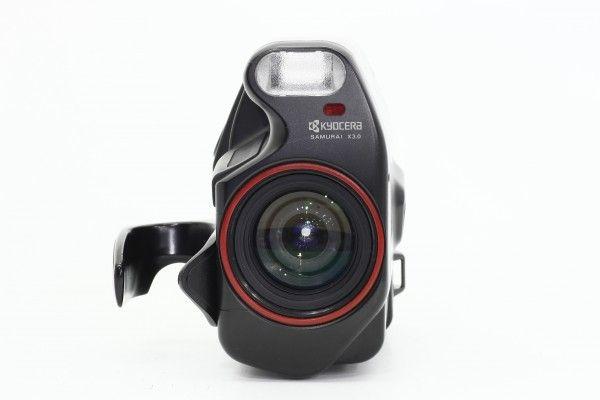 KYOCERA 京セラ SAMURAI サムライ x3.0 ZOOM f=25mm-75mm F3.5-4.3 一眼レフカメラ フィルム 送料無料