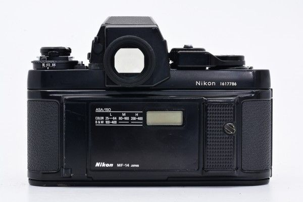 Nikon ニコン F3 HP ハイアイポイント 161万台 + AF NIKKOR 50mm F1.4 大口径 標準 単焦点 送料無料_画像2