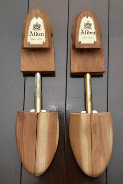 Alden シューツリー シューキーパー サイズ:S