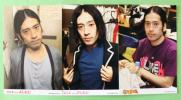 芥川賞受賞前の又吉直樹先生の写真3枚(ルミネ the よしもと)と 関連印刷物5種 火花 東京新聞