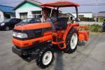 ★4WD★クボタトラクター GL241★耕運機、管理機★ヤンマー、イセキ、ミツビシ、シバウラ★