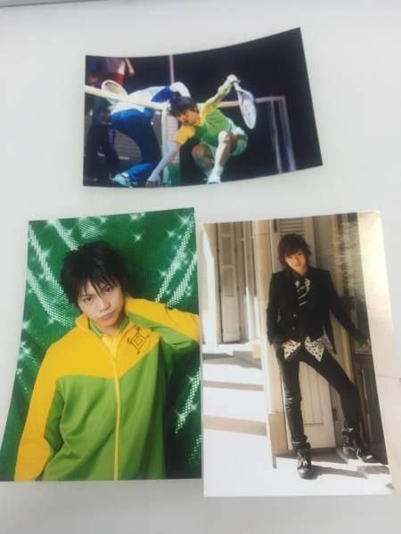 佐藤流司 ブロマイド3枚セット 財前光 テニミュ Dream Live2014 美品