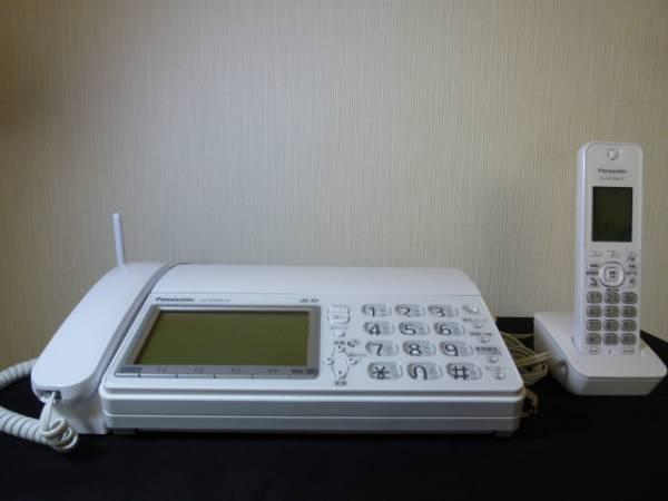 ☆美品☆Panasonic パーソナルファックス おたっくす KX-PD600DL(取説有)