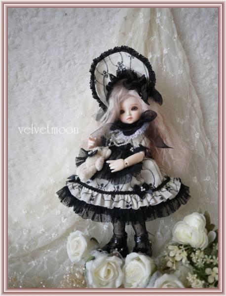 ◆tTuesday's Child・幼SD ドレスセット◆~velvetmoon~_画像3